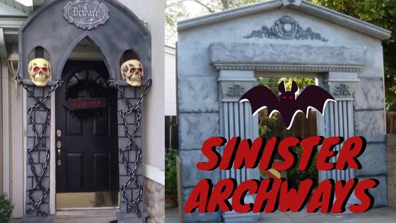 Sinister Halloween Archways