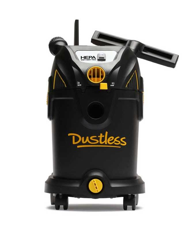 Dustless HEPA Wet Dry Pro 8gal