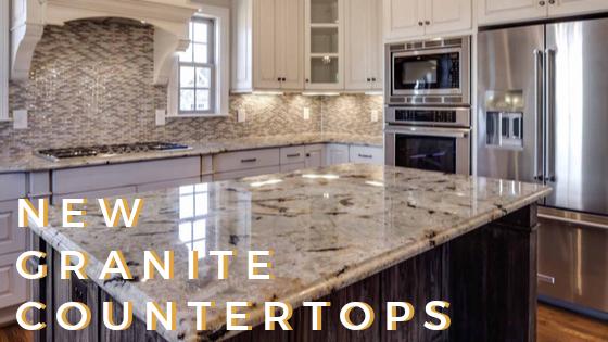 DIY Granite Countertops Fall