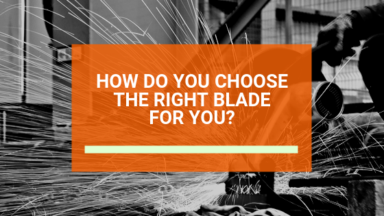 choosing the right one sawcutting specialties