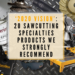 '2020 Vision': 20 Sawcutting Specialties Products we Strongly Recommend