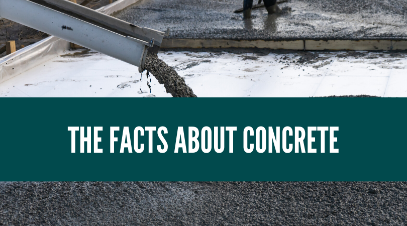 The facts about concrete