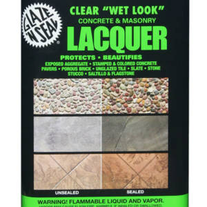 Sealers Concrete/Paver