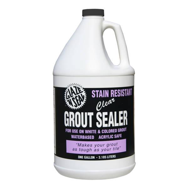 GLAZE N SEAL Grout Sealer