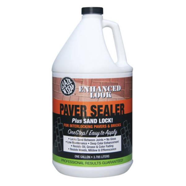 Glaze N Seal Enhanced Paver Sealer